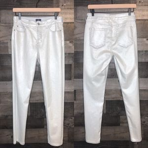 Not Your Daughter's Jeans Silver Jean Leggings